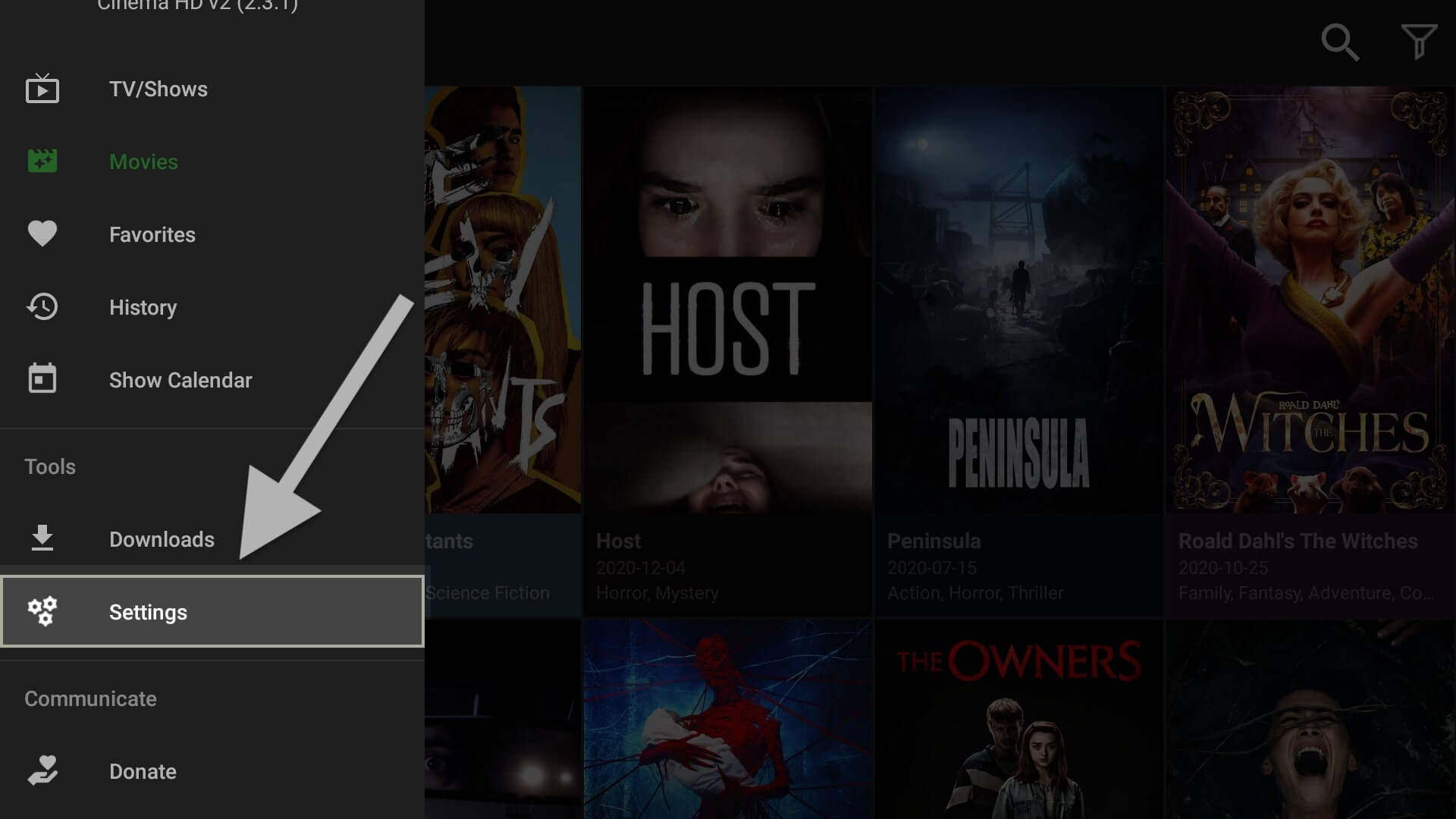 Put-Subtitles-on-Cinema-HD-Firestick
