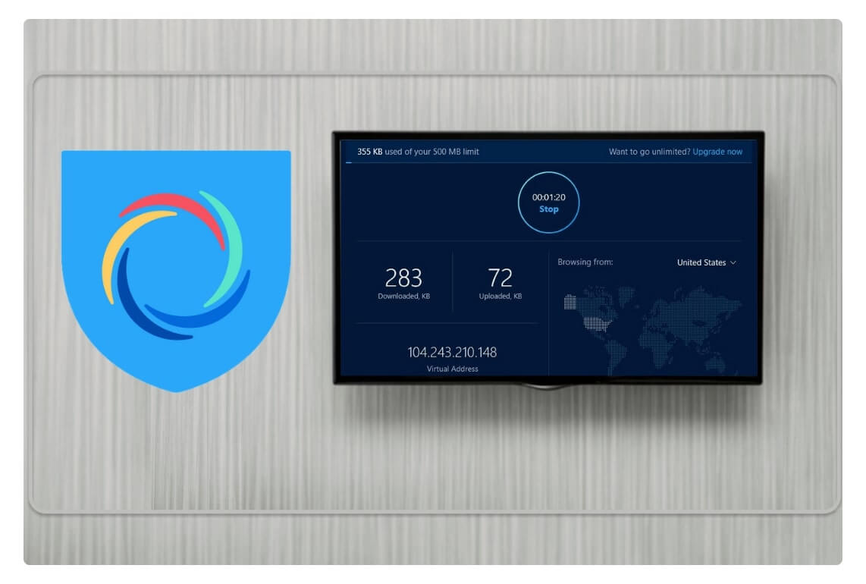 Hotspot-Shield-VPN-For-Firestick